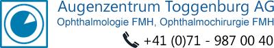 Augenzentrum Toggenburg Logo